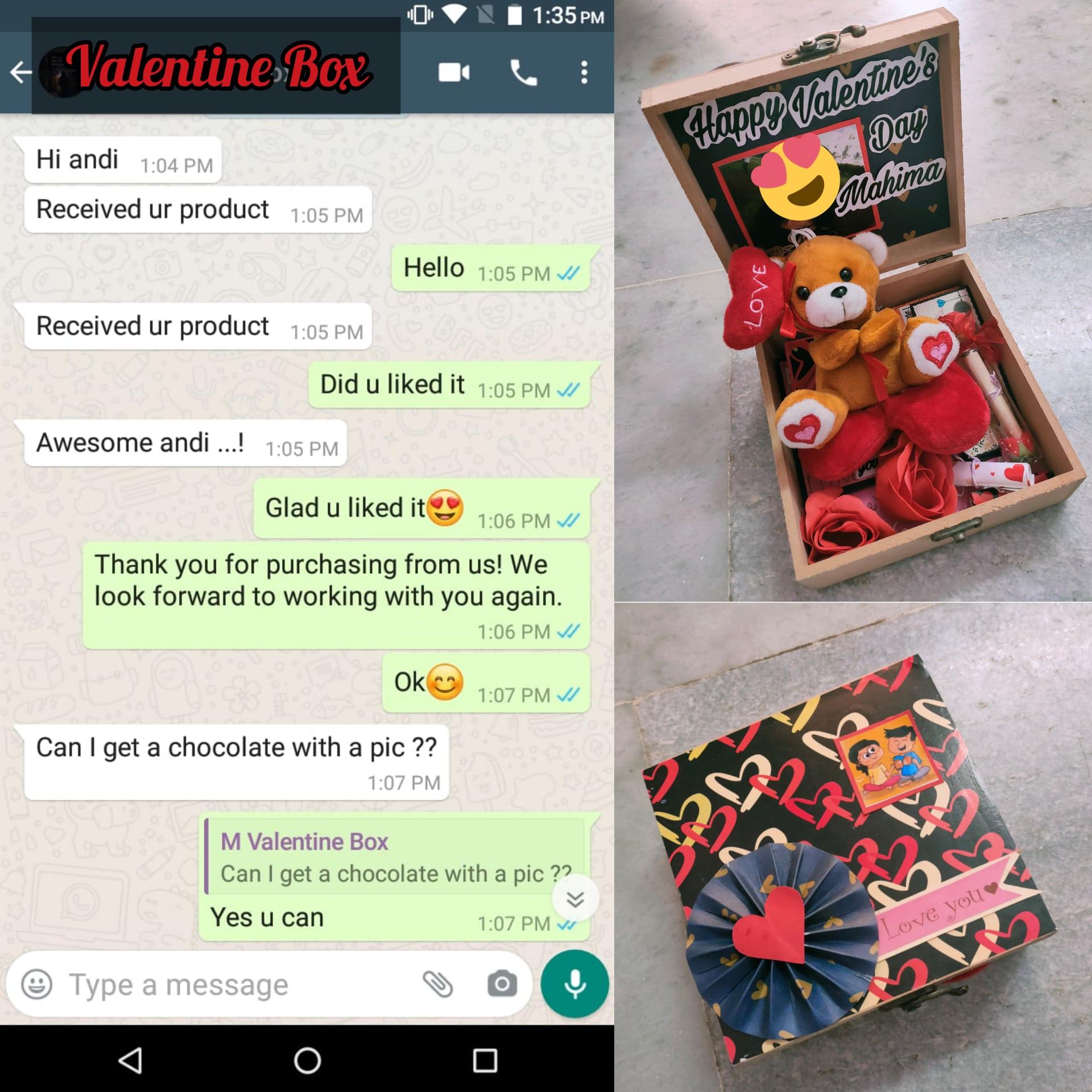FeelBox Customer Feedback